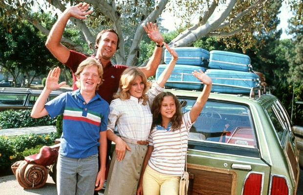 national lampoon vacation 10 Best Travel Movies