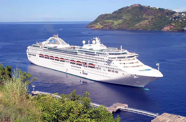 StVincent cruise ship Top 10 Best Places To Visit This Winter