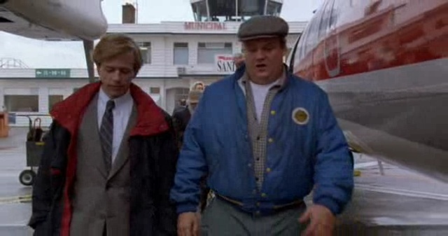 tommy boy Top 10 Best Movie Airports Scenes